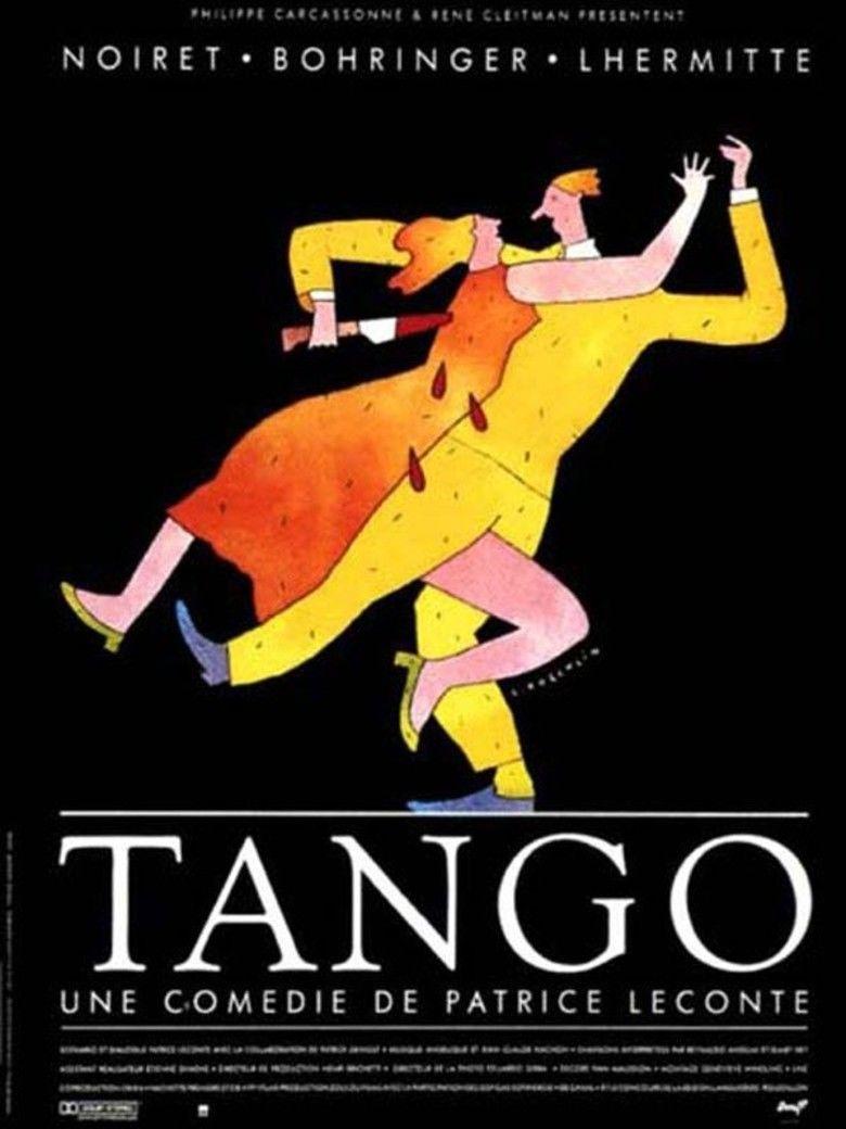Tango (1993 film) movie poster