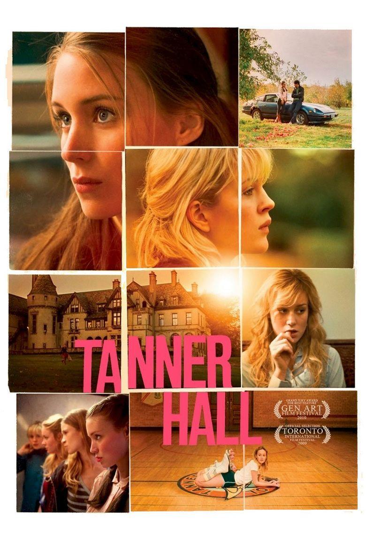 Tanner Hall (film) movie poster