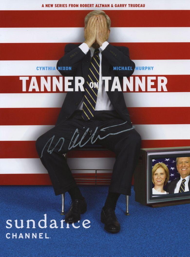 Tanner on Tanner movie poster