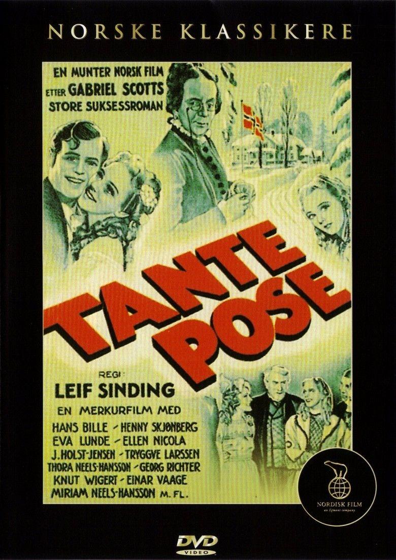 Tante Pose (film) movie poster