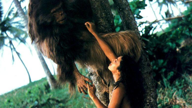 Tanyas Island movie scenes