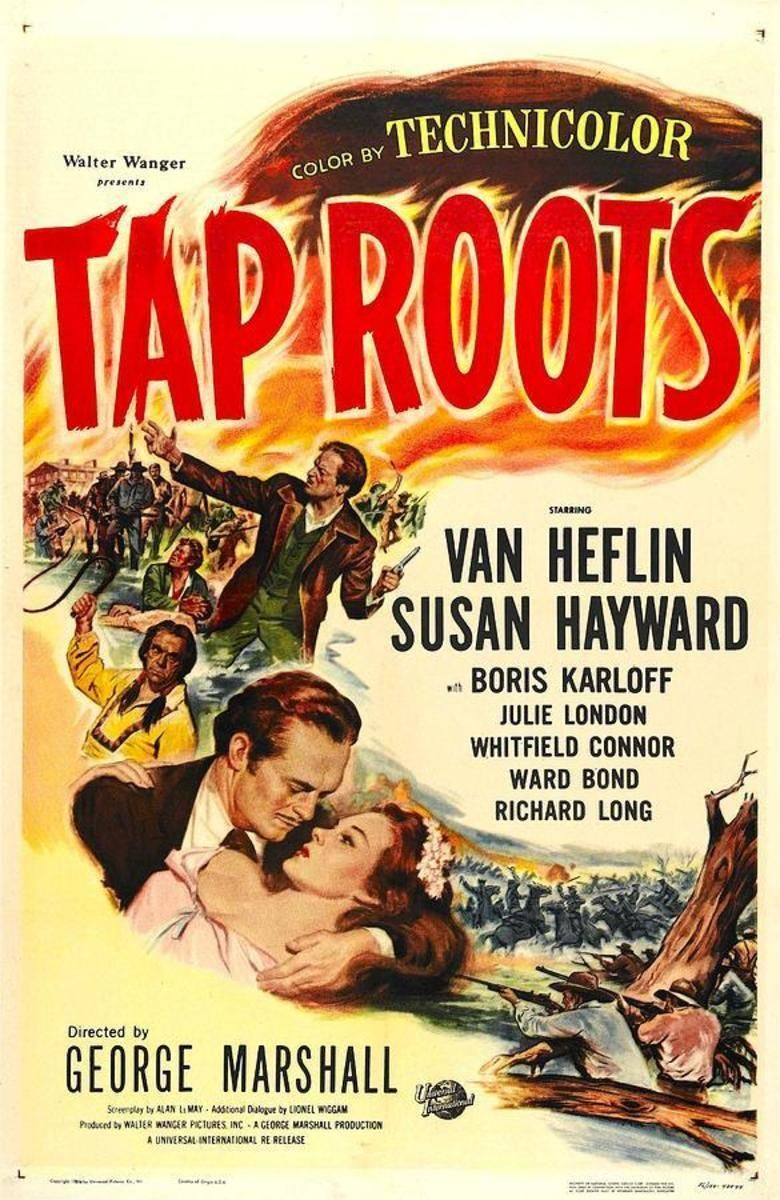 Tap Roots movie poster
