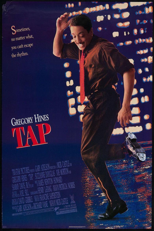 Tap (film) movie poster