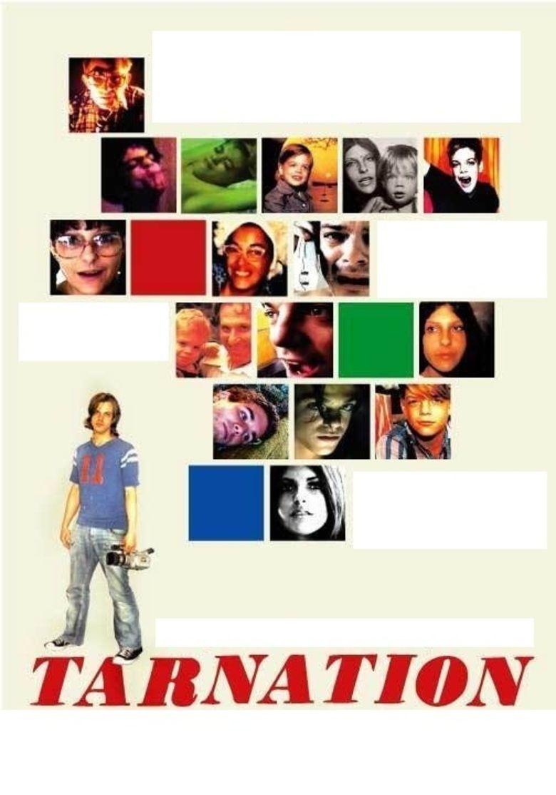 Tarnation (film) movie poster
