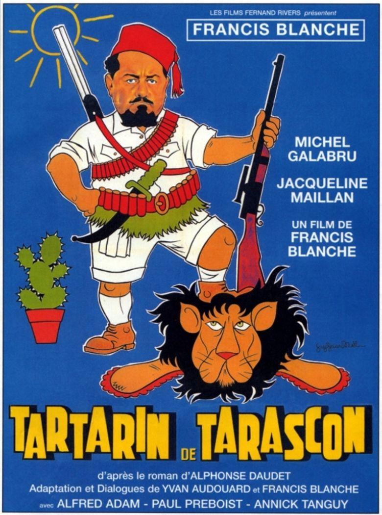 Tartarin of Tarascon movie poster