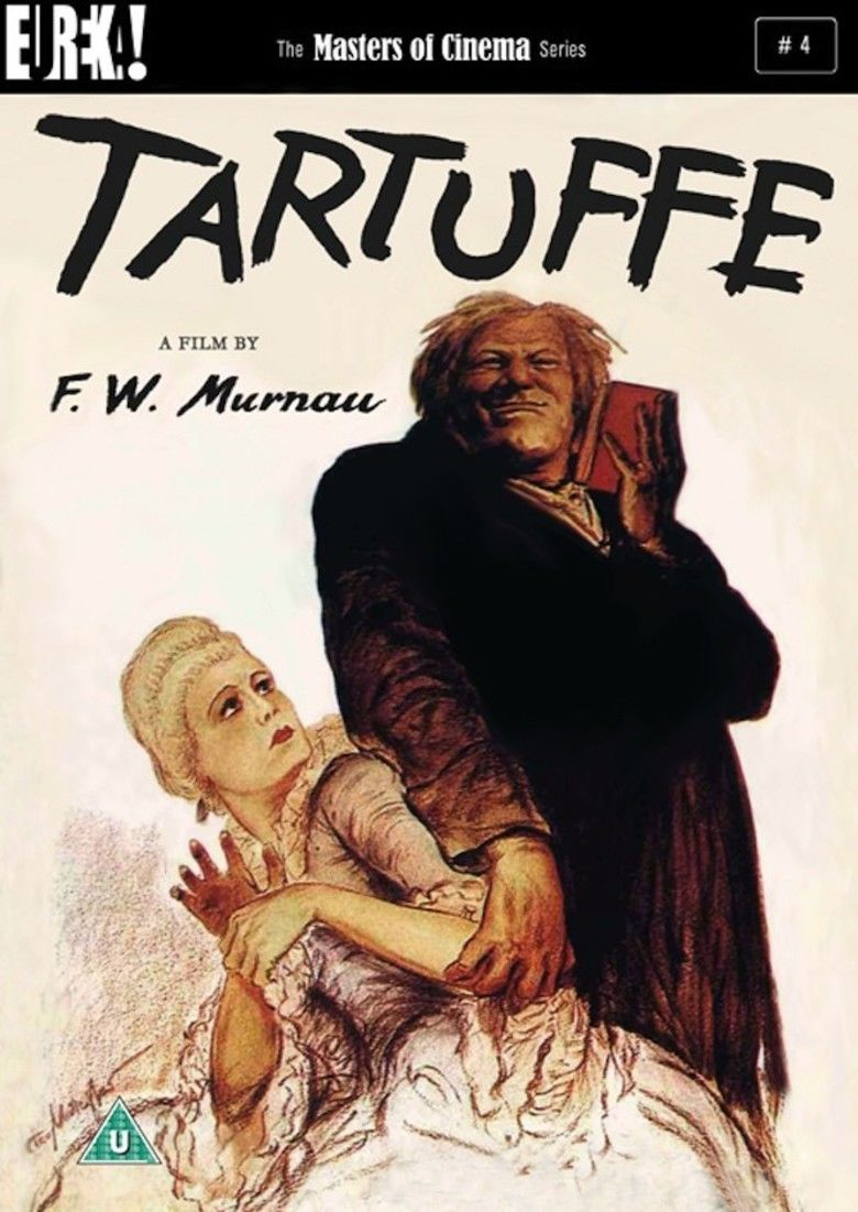 Tartuffe (film) movie poster