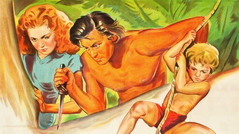 Tarzan Finds a Son! movie scenes