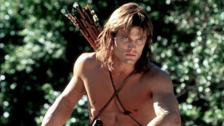 Tarzan and the Lost City (film) movie scenes