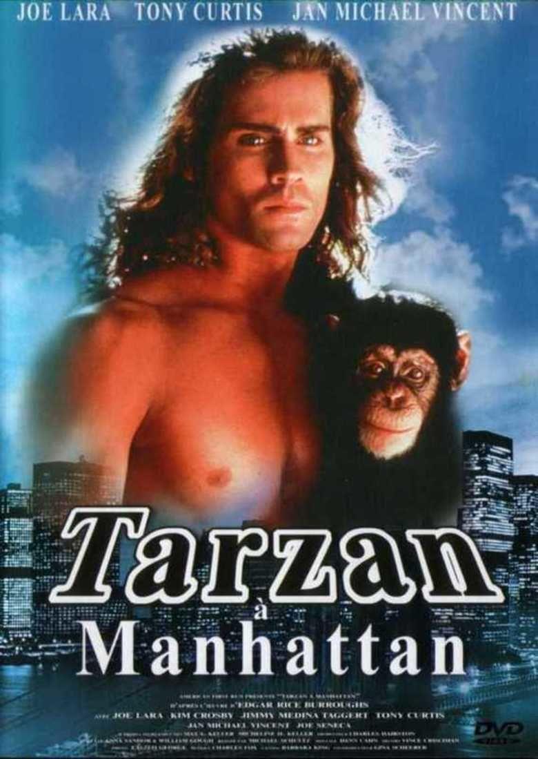 Tarzan in Manhattan movie poster