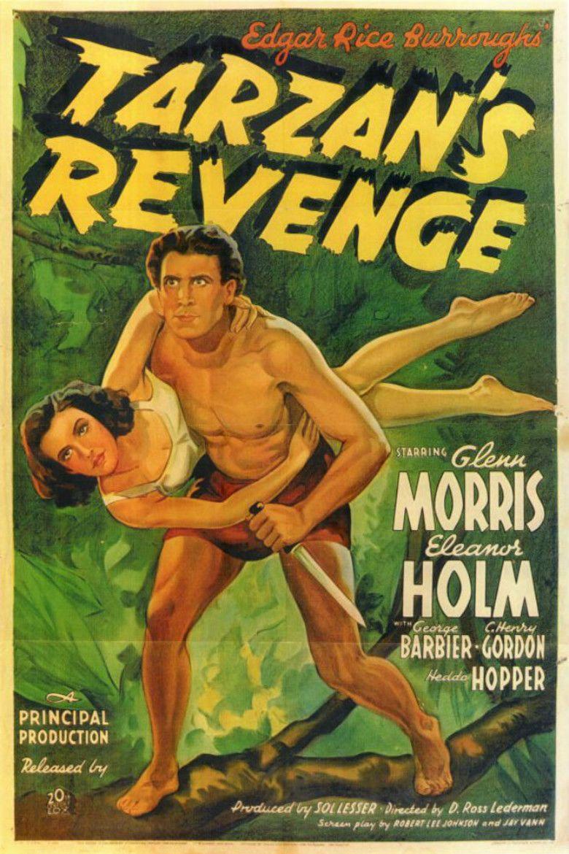 Tarzans Revenge movie poster