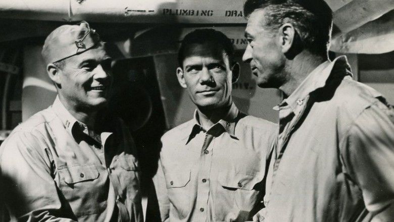Task Force (film) movie scenes