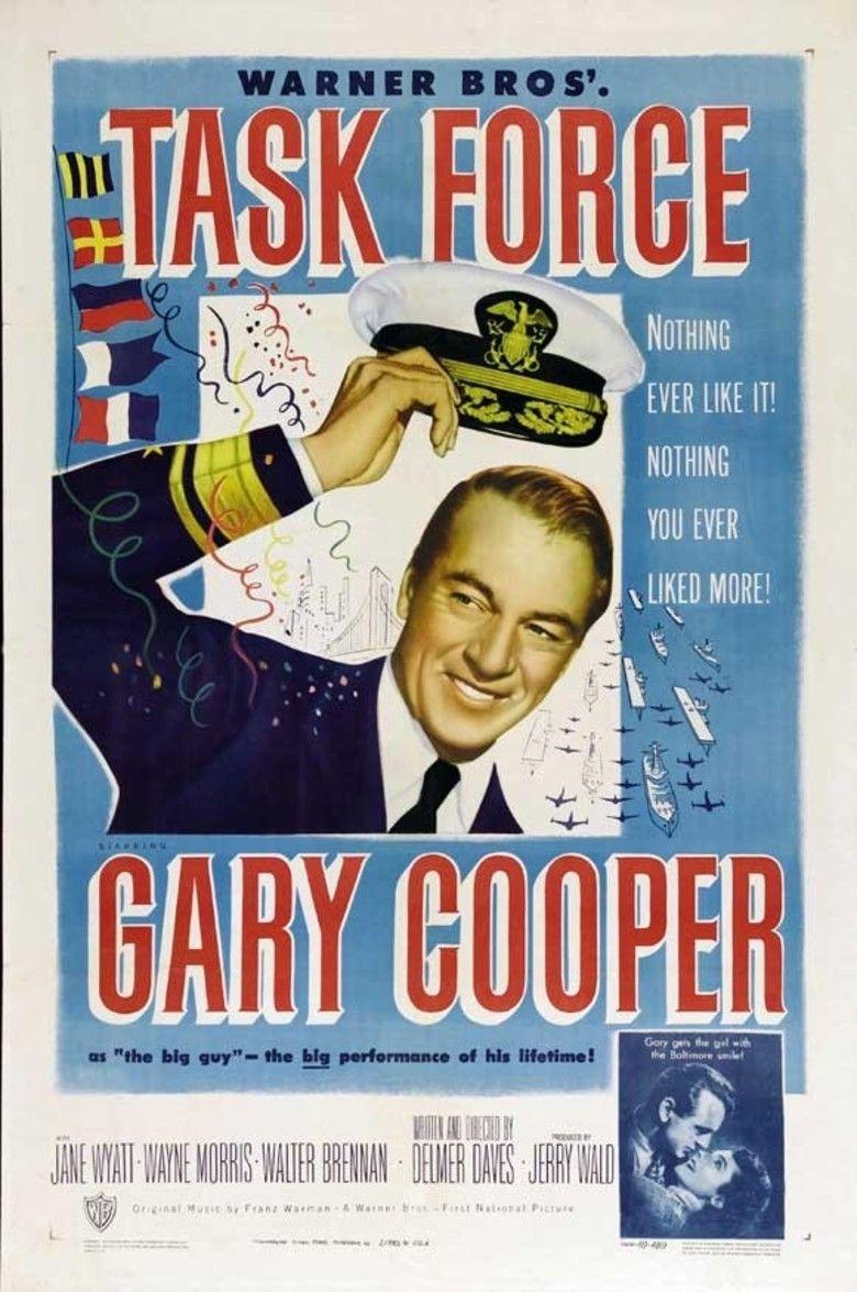 Task Force (film) movie poster