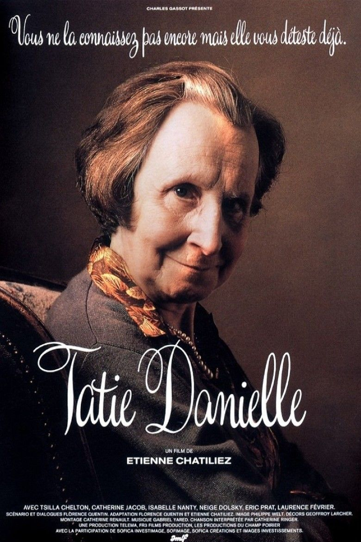 Tatie Danielle movie poster