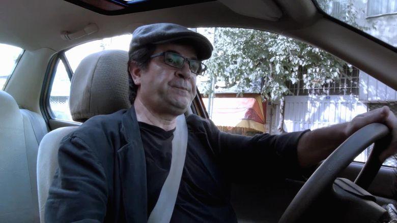Taxi (2015 film) movie scenes