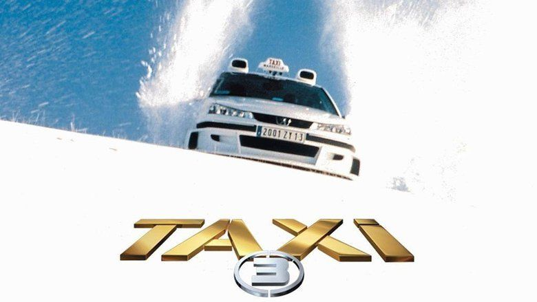 Taxi 3 movie scenes