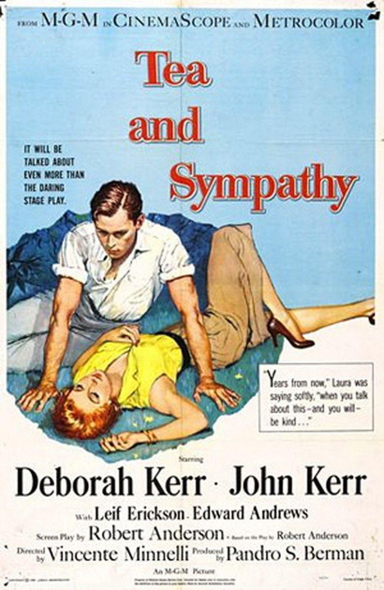 Tea and Sympathy (film) movie poster