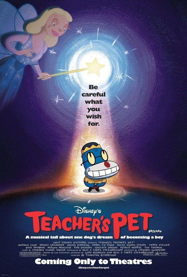 Teachers Pet (2004 film) movie poster