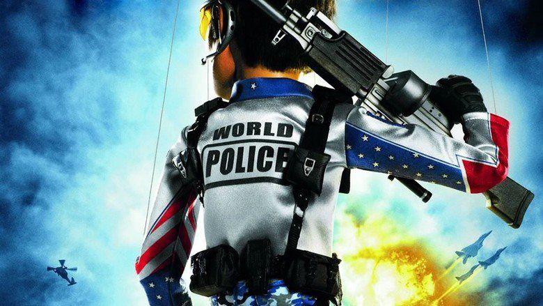 Team America: World Police movie scenes