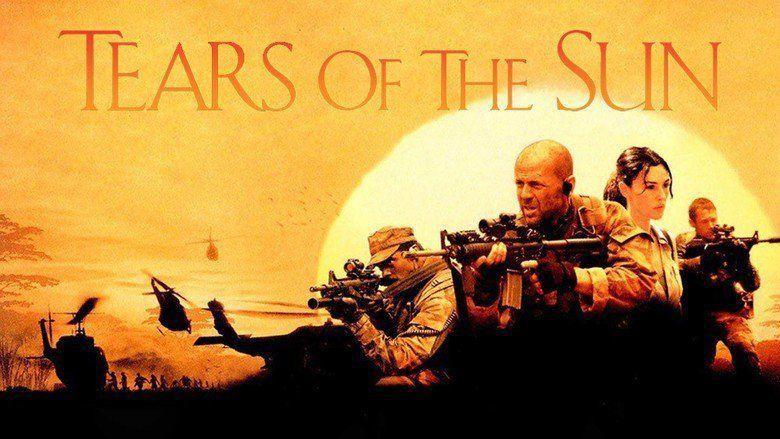 Tears of the Sun movie scenes