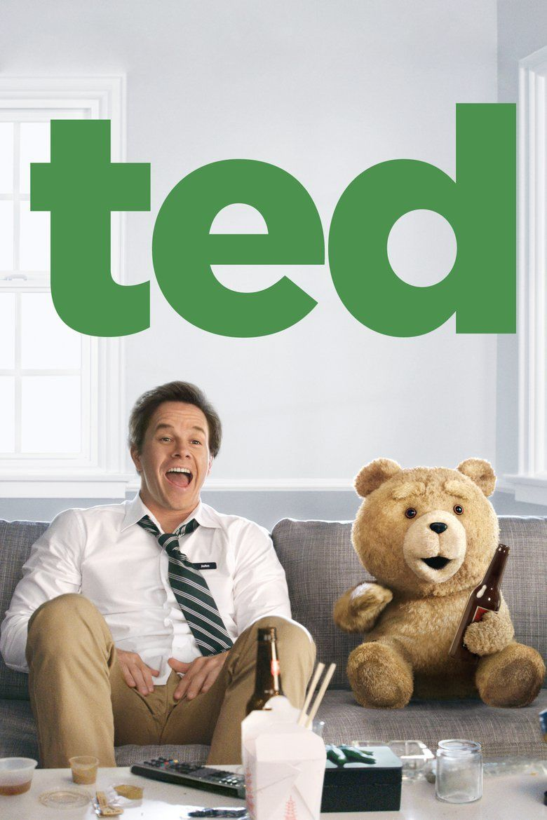 Ted (film series) movie poster