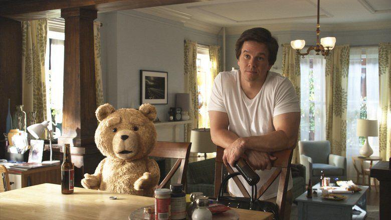 Ted (film series) movie scenes
