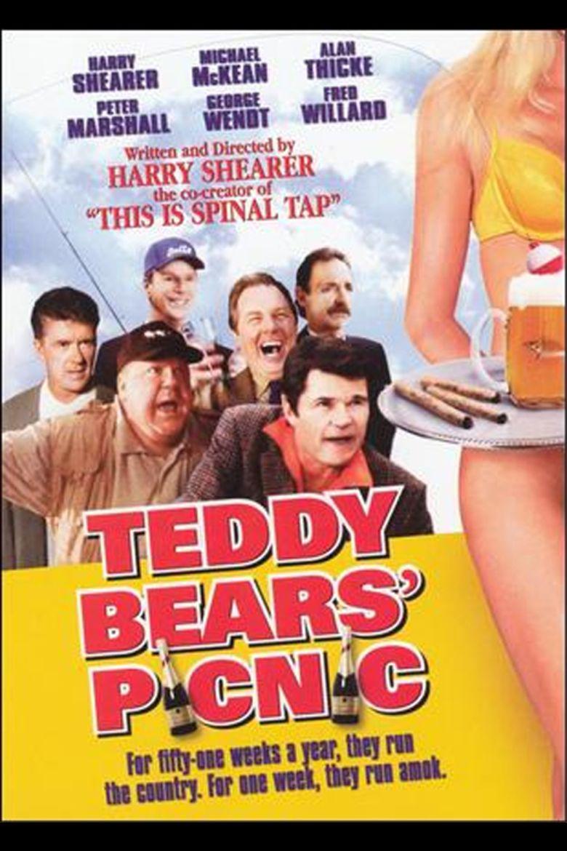 Teddy Bears Picnic (film) movie poster