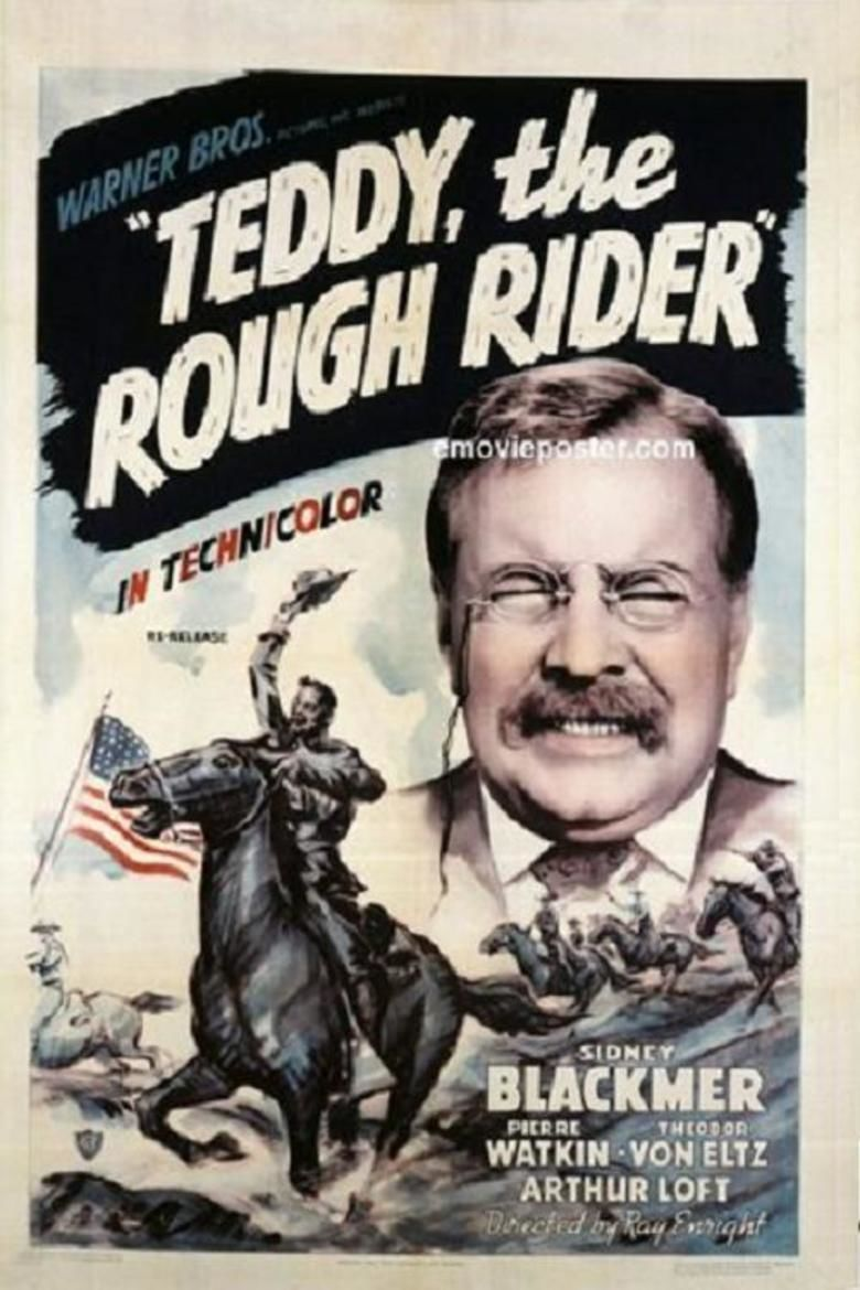 Teddy, the Rough Rider movie poster