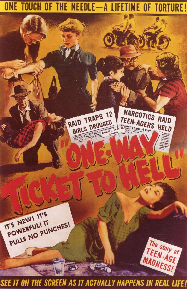 Teenage Devil Dolls movie poster