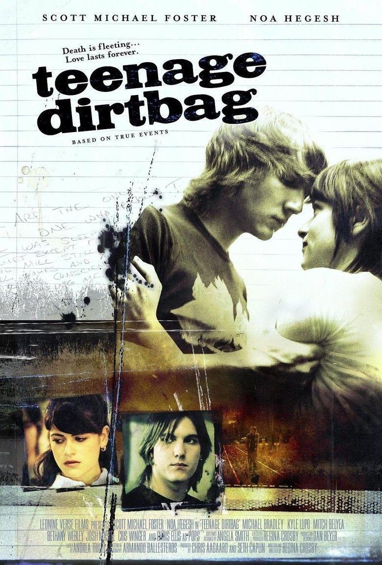 Teenage Dirtbag (film) movie poster