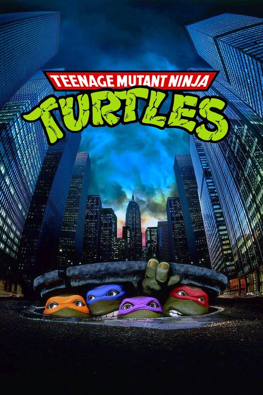 Teenage Mutant Ninja Turtles (1990 film) movie poster