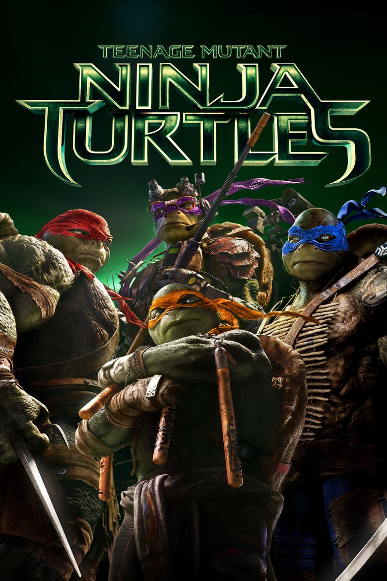 Teenage Mutant Ninja Turtles (2014 film) movie poster