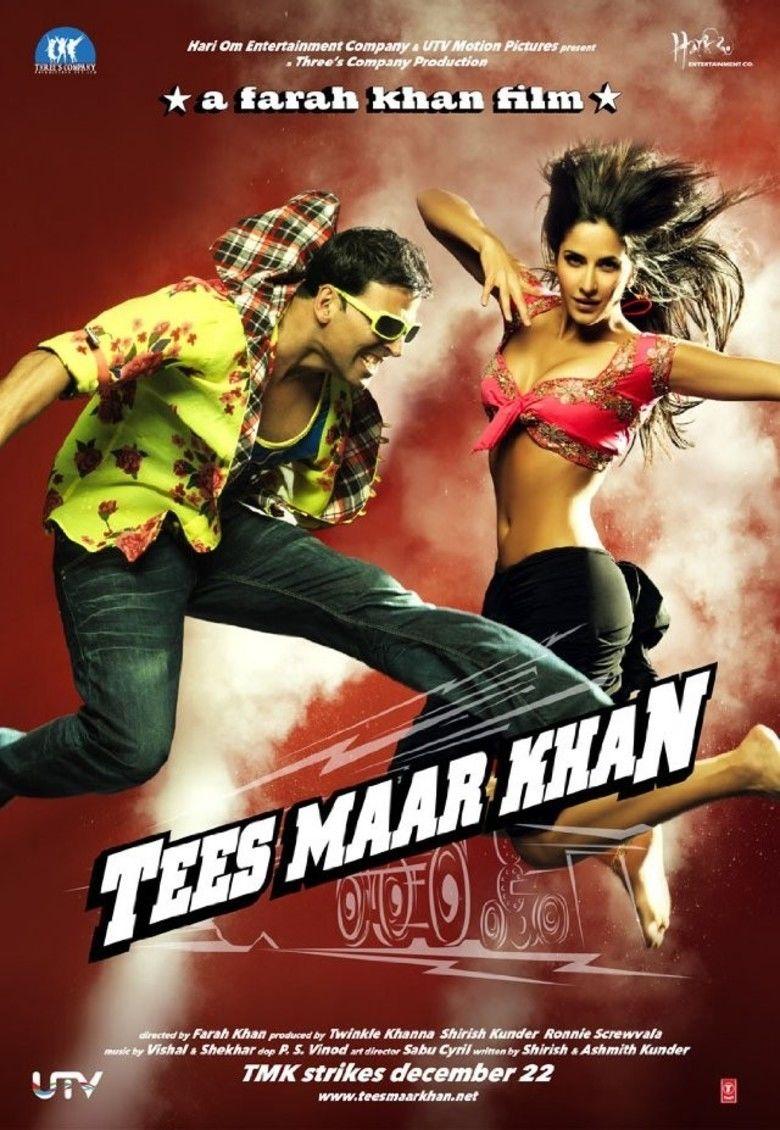 Tees Maar Khan (2010 film) movie poster