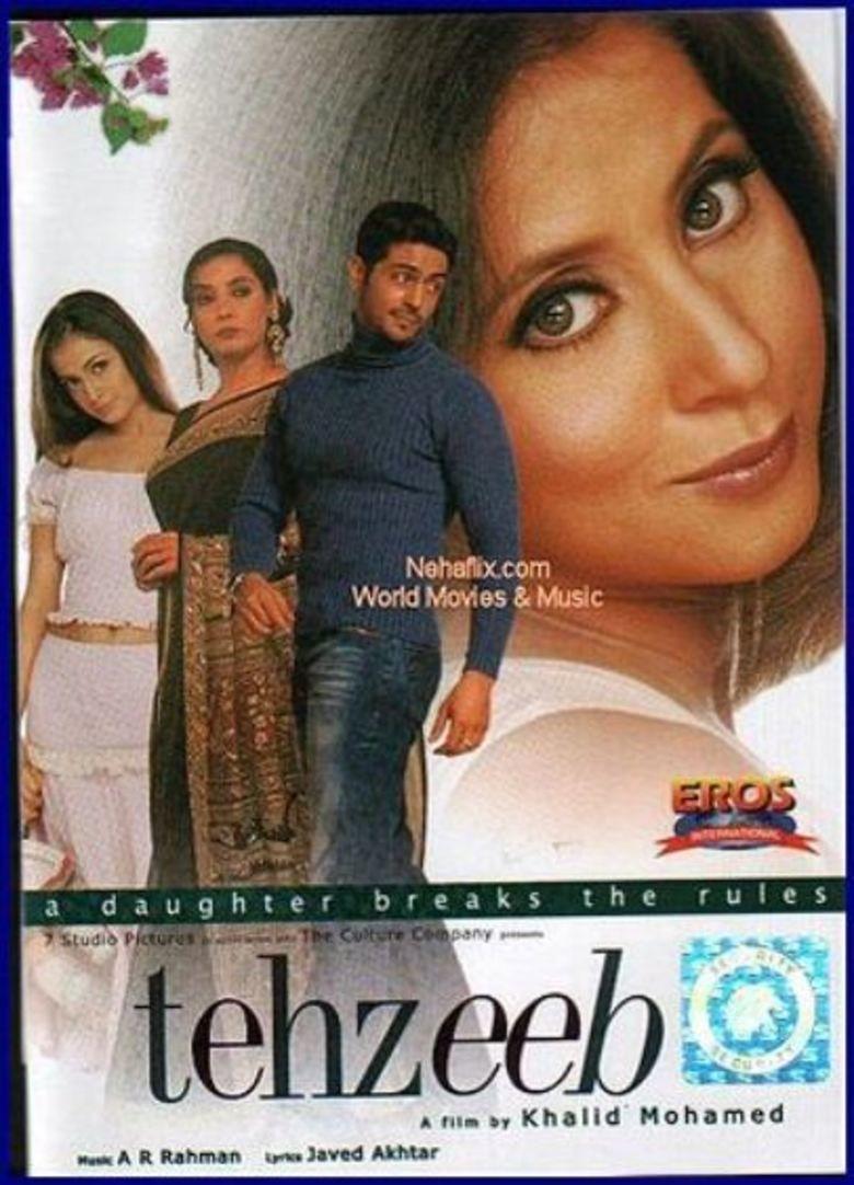 Tehzeeb (2003 film) movie poster