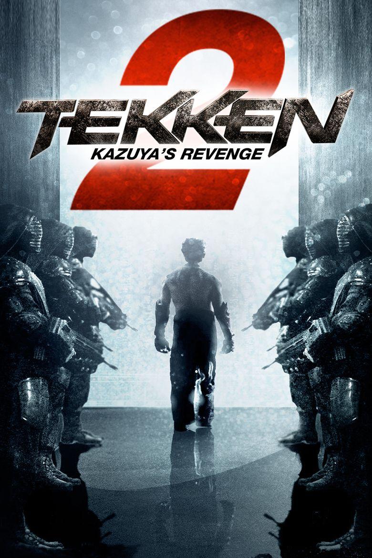 tekken 2 kazuyas revenge rhona anders