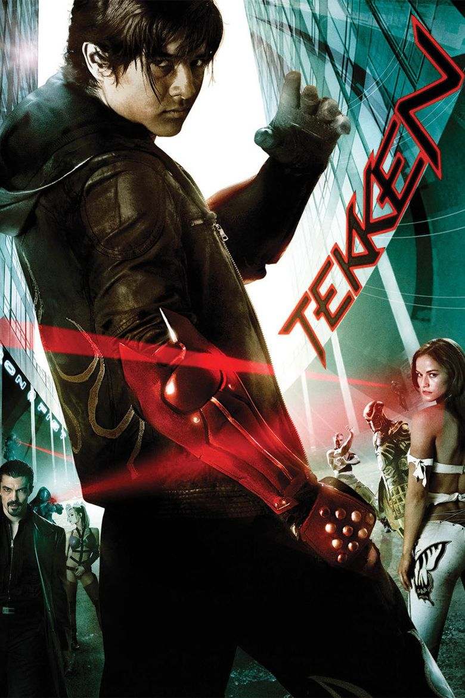 Tekken (2009 film) movie poster