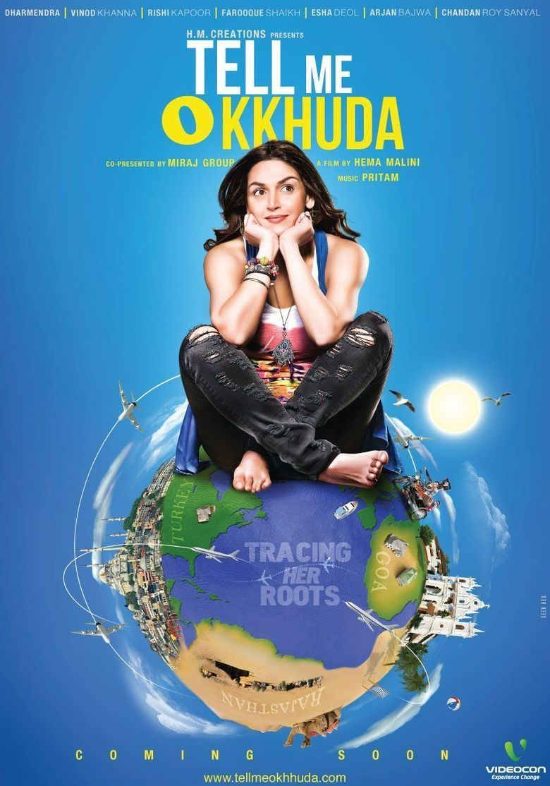 Tell Me O Kkhuda movie poster