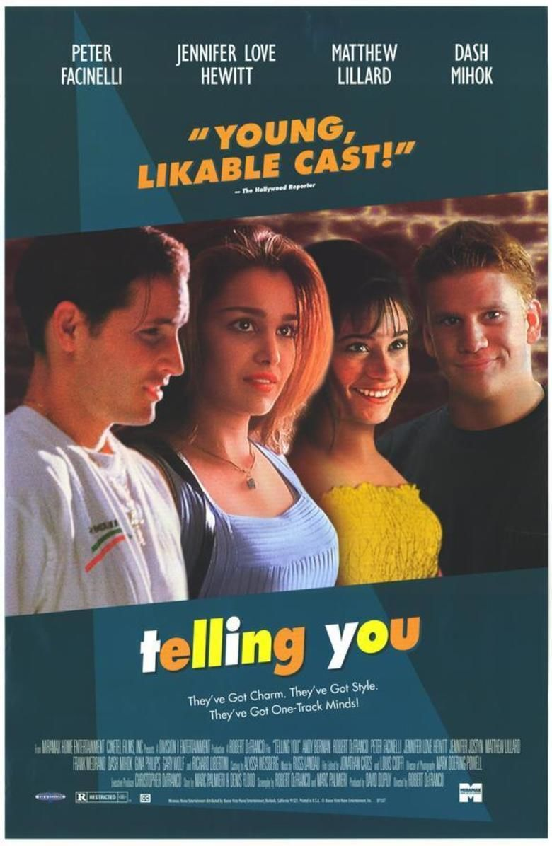 Telling You movie poster