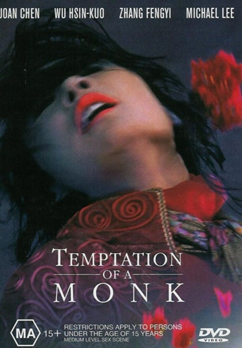 Temptation of a Monk movie poster