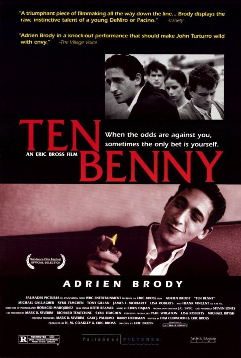 Ten Benny movie poster