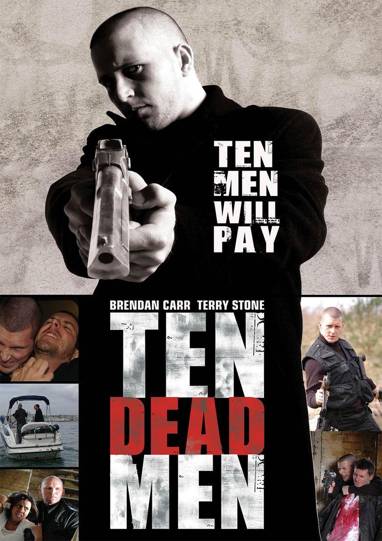 Ten Dead Men movie poster