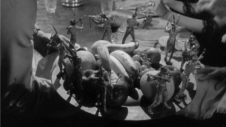 Ten Little Indians (1965 film) movie scenes