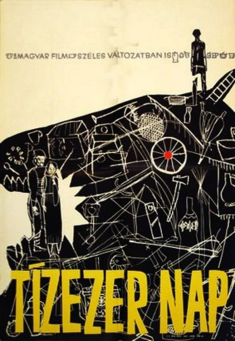 Ten Thousand Days movie poster
