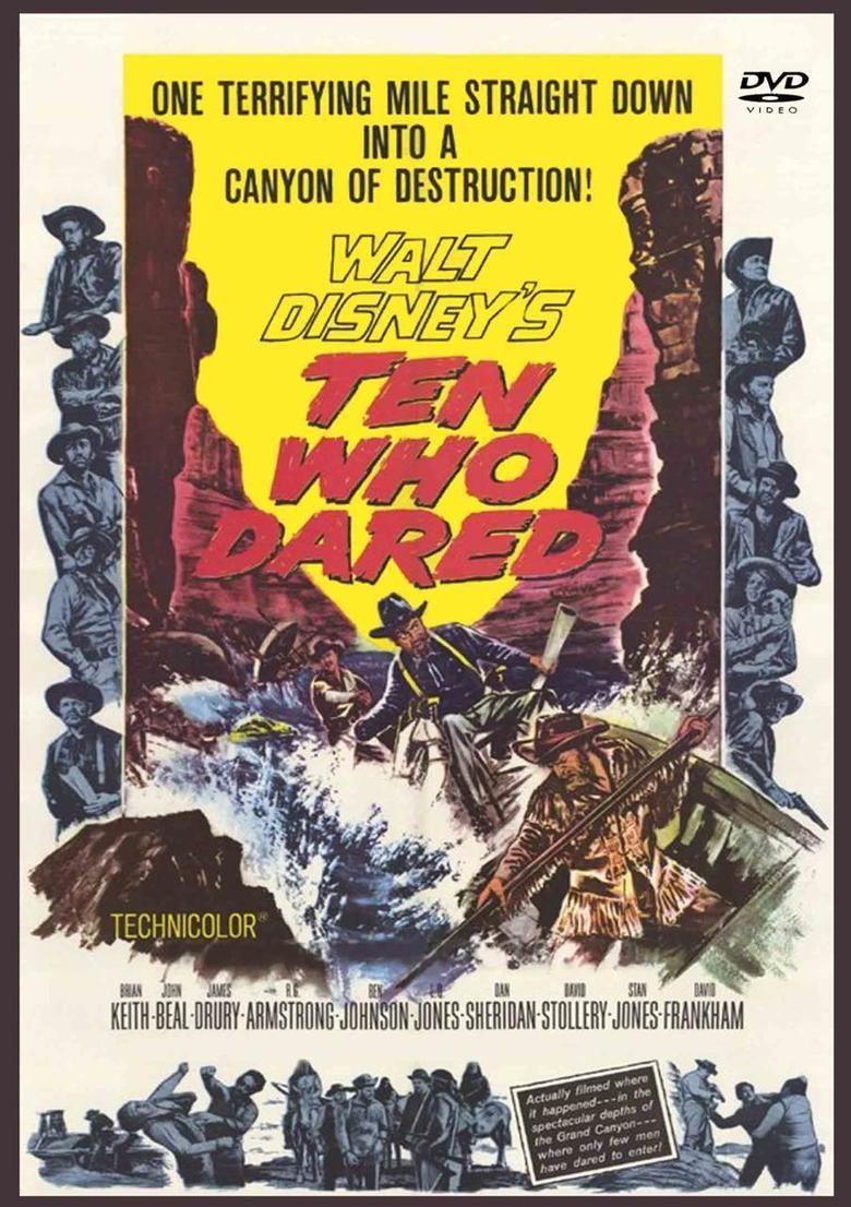 Ten Who Dared movie poster