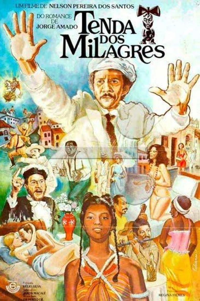 Tenda dos Milagres (film) movie poster