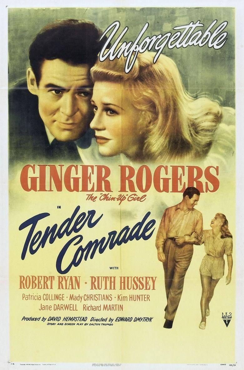 Tender Comrade movie poster