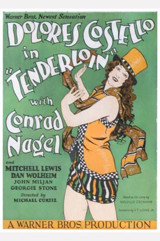 Tenderloin (film) movie poster