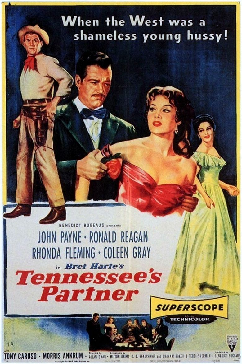 Tennessees Partner movie poster
