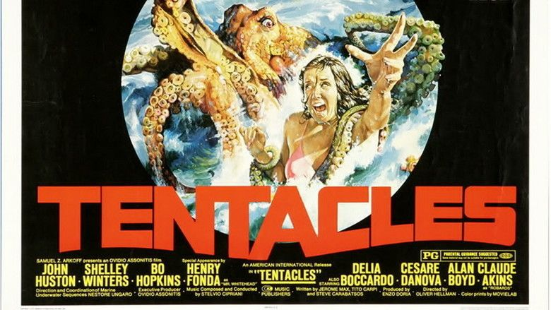 Tentacles (film) movie scenes