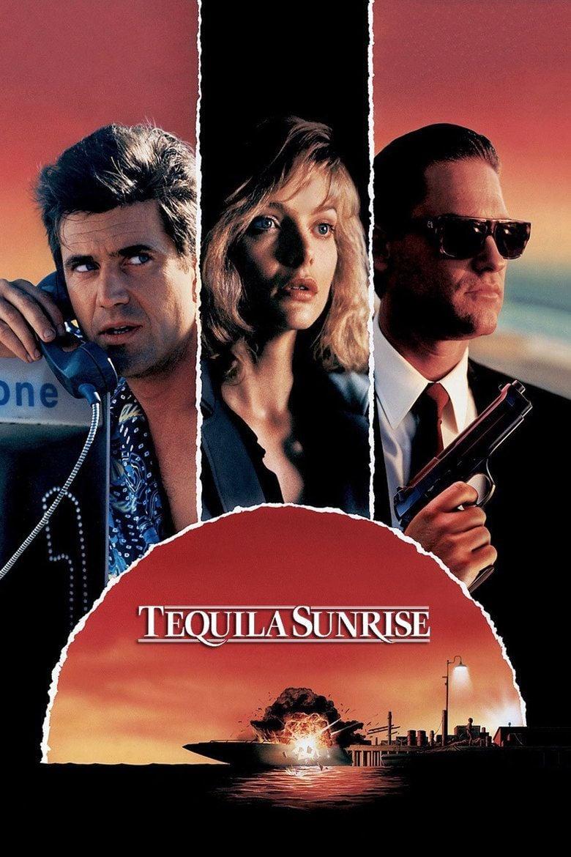 Tequila Sunrise (film) movie poster