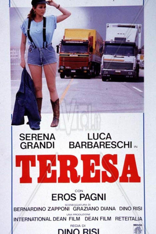 Teresa (1987 film) movie poster